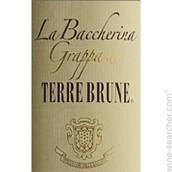 桑塔迪格拉帕干红葡萄酒(Cantina di Santadi La Baccherina Grappa di Terre Brune,...)