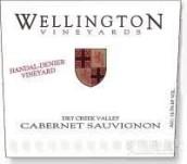 Wellington Vineyards Handal-Denier Vineyard Cabernet ...