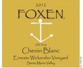 福克森欧内斯托维肯登园老藤白诗南干白葡萄酒(Foxen Ernesto Wickenden Vineyard Old Vines Chenin Blanc,...)
