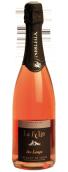 奈尔乐卢瓦尔河白狼幻想桃红起泡酒(Domaine de Nerleux Cremant de Loire La Folie des Loups Rose,...)