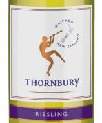 索恩伯里雷司令半干白葡萄酒(Thornbury Riesling,Waipara,New Zealand)