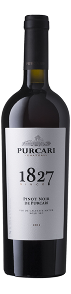 普嘉利黑皮诺干红葡萄酒(Purcari Pinot Noir,South Eastern Moldova,Moldova)