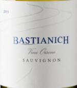 巴斯蒂安尼奇亚德里亚长相思白葡萄酒(Bastianich Adriatico Sauvignon, Friuli Colli Orientali, Italy)