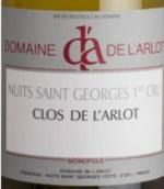 德拉尔劳干白葡萄酒(Domaine de l'Arlot Clos de L'Arlot Blanc Monopole, Nuits-Saint-Georges Premier Cru, France)