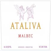 貝內加斯阿塔利瓦馬爾貝克干紅葡萄酒(Bodega Benegas Ataliva Malbec, Mendoza, Argentina)