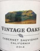 橡木年份酒庄赤霞珠干红葡萄酒(Vintage Oaks Cabernet Sauvignon,California,USA)