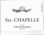 圣教堂城堡系列赤霞珠干红葡萄酒(Ste.Chapelle Chateau Series Cabernet Sauvignon,Idaho,USA)