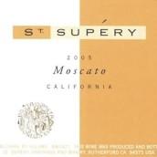 圣苏瑞麝香甜白葡萄酒(St.Supery Moscato,California,USA)