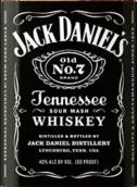 杰克丹尼老7号田纳西威士忌(Jack Daniel's Old No.7 Tennessee Whiskey,Tennessee,USA)