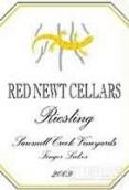 Red Newt Cellars Sawmill Creek Vineyards Riesling,Finger ...