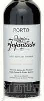 尹帆塔多迟装瓶年份波特酒(Quinta do Infantado Late Bottled Vintage Port,Douro,Portugal)