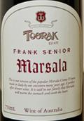 图拉克酒庄老弗兰克马沙拉加强酒(Toorak Winery Frank Senior Marsala,Italy)