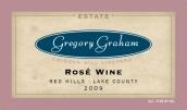 格雷克里姆森山园桃红葡萄酒(Gregory Graham Crimson Hill Vineyard Rose Wine,Red Hills,USA)