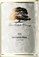 法丝长相思干白葡萄酒(Fasi Estate Winery Sauvignon Blanc, Madera County, USA)