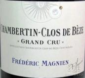 马尼安(香贝丹-贝斯特级园)红葡萄酒(Frederic Magnien Chambertin-Clos de Beze Grand Cru, Cote de Nuits, France)