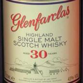 格兰花格30年苏格兰单一麦芽威士忌(Glenfarclas Aged 30 Years Highland Single Malt Scotch Whisky...)