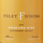 弗利索诺玛起泡酒(Foley Sonoma Sparkling Wine,Alexander Valley,USA)