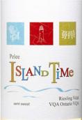 皮利岛酒庄光阴雷司令-威代尔半甜白葡萄酒(PeleeIsland Island Time Semi Sweet Riesling Vida VQA,Pelee...)