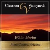 查若梅洛甜白葡萄酒(Charron Vineyards White Merlot, Arizona, USA)