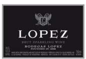 洛佩斯起泡酒(Bodegas Lopez Brut, Mendoza, Argentina)