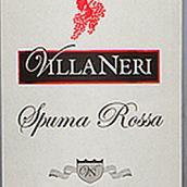 霍普韦尔谷酒庄意大利红起泡酒(Hopewell Valley Vineyards Villa Neri Spuma Rossa,Piedmont,...)