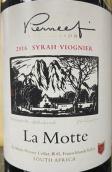 乐梦迪酒庄皮尔尼夫精选设拉子-维欧尼干红葡萄酒(La Motte Pierneef Collection Shiraz - Viognier, Coastal Region, South Africa)