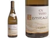 吉佳乐世家还愿干白葡萄酒(E.Guigal Ex-Voto Blanc,Hermitage,France)