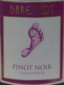 贝尔富特黑皮诺干红葡萄酒(Barefoot Cellars Pinot Noir,California,USA)