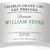 威廉·费尔普乐斯园干白葡萄酒(Domaine William Fevre Les Preuses, Chablis, France)