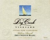 干溪谷威尔逊牧场白诗南干白葡萄酒(Dry Creek Vineyard Wilson Ranch Dry Chenin Blanc, Clarksburg, USA)