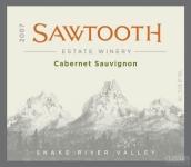 锯齿赤霞珠干红葡萄酒(Sawtooth Cabernet Sauvignon, Snake River Valley, USA)