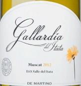 德马丁诺格拉迪麝香干白葡萄酒(De Martino Gallardia Del Itata Muscat,Valle de Itata,Chile)