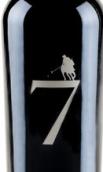 皇家酒庄七波特酒(King Family Vineyards 7 Port, Monticello, USA)