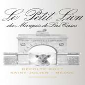 雄狮酒庄副牌(小雄狮)干红葡萄酒(Le Petit Lion du Marquis de Las Cases, Saint-Julien, France)