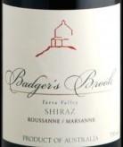 百德泽布鲁克西拉-瑚珊-玛珊混酿干红葡萄酒(Badger's Brook Estate Shiraz Rousanne Marsanne,Yarra Valley,...)