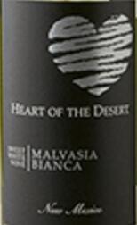沙漠之心酒庄白玛尔维萨干白葡萄酒(Heart of the Desert Malvasia Bianca,New Mexico,USA)