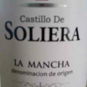 索列拉丹魄红葡萄酒(Castillo de Soliera Tempranillo,La Mancha,Spain)