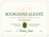若曼酒庄阿里高特白葡萄酒(Domaine Jomain Bourgogne Aligote,Burgundy,France)