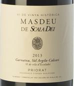 斯嘉拉黛酒庄玛斯德干红葡萄酒(Scala Dei Masdeu,Priorat DOCa,Spain)