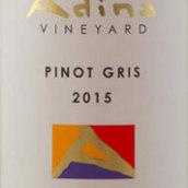 艾迪娜灰皮诺干白葡萄酒(Adina Vineyard Pinot Gris,Hunter Valley,Australia)