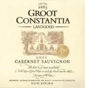 古特•康斯坦提亚赤霞珠干红葡萄酒(Groot Constantia Cabernet Sauvignon,Constantia,South Africa)