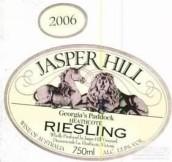爵士山乔治帕多雷司令干白葡萄酒(Jasper Hill Georgia's Paddock Riesling, Heathcote, Australia)