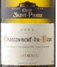 圣皮耶教皇新堡首选干白葡萄酒(Caves Saint-Pierre Preference Blanc,Chateauneuf du Pape,...)