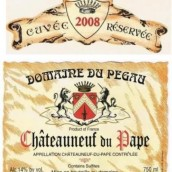 佩高酒庄珍藏特酿教皇新堡红葡萄酒(Domaine du Pegau Cuvee Reservee Rouge,Chateauneuf du Pape,...)