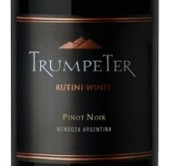 露迪尼小号黑皮诺干红葡萄酒(Rutini Wines Trumpeter Pinot Noir, Tupungato, Argentina)