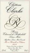 克拉克酒庄干红葡萄酒(Chateau Clarke, Listrac-Medoc, France)