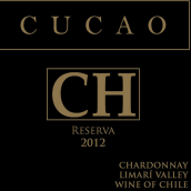 古曹霞多丽干白葡萄酒(Cucao Chardonnay,Limari Valley,Chile)