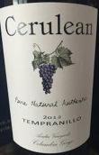 兰天酒庄丹魄干红葡萄酒(Cerulean Skies Wine Tempranillo,Oregon,USA)