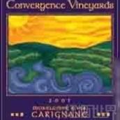 同心酒庄佳丽酿干红葡萄酒(Convergence Vineyards Carignane,Mokelumne River,USA)