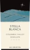 北极星斯特拉布兰卡赛美蓉干白葡萄酒(Northstar Stella Blanca Semillon, Columbia Valley, USA)